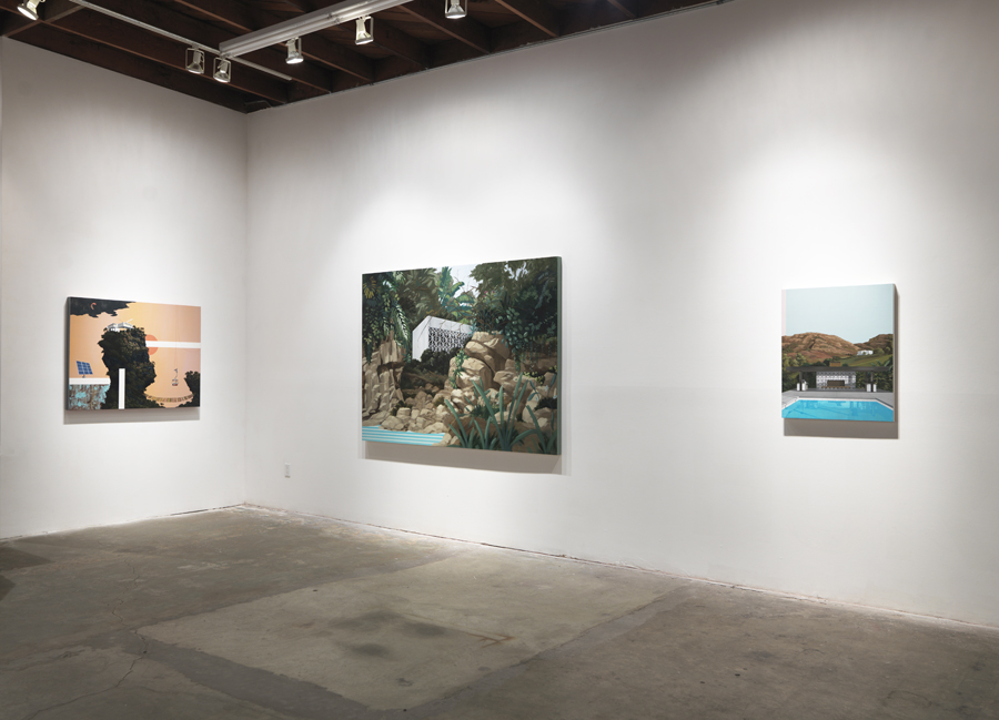 Walter Maciel Gallery: Los Angeles, CA- 2014
